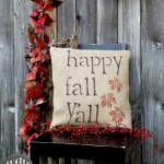 Fall Pillow 11