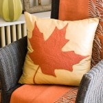 Fall Pillow 17