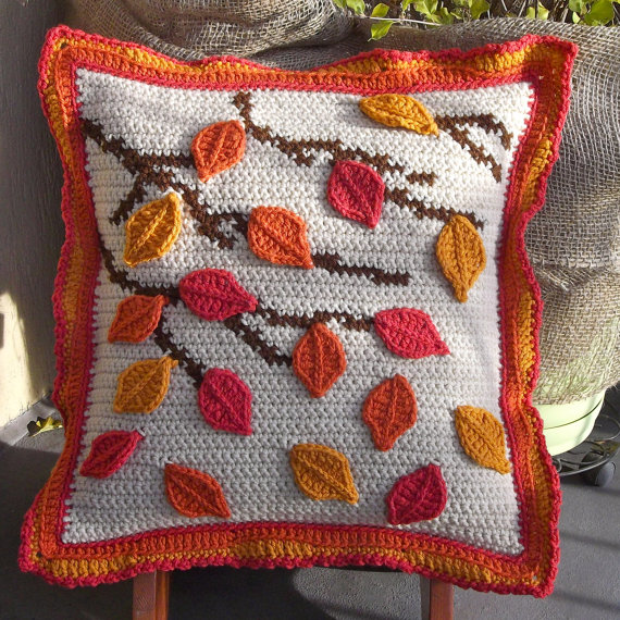 Fall Pillow 18
