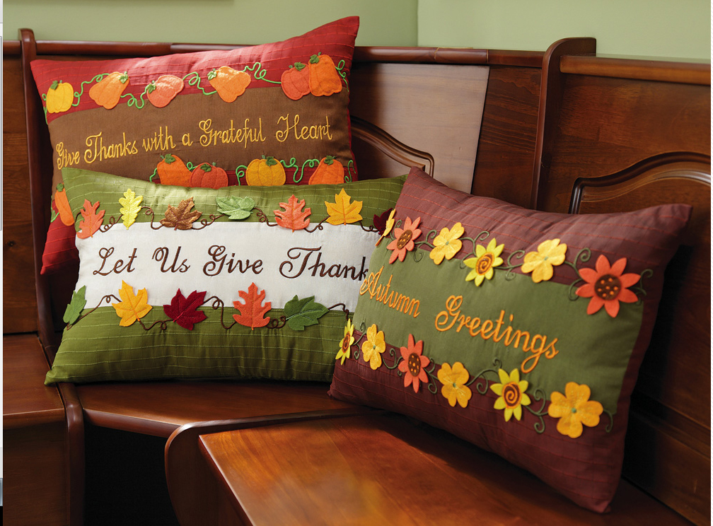 Fall Pillow 6