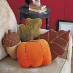 Fall Pillow 9