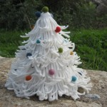 WHITE CHRISTMAS TREE 8
