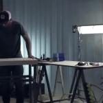 Инсталация от бутилки създава музика