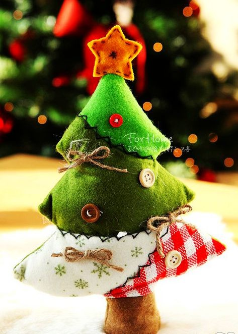 Christmas Tree ideas 1