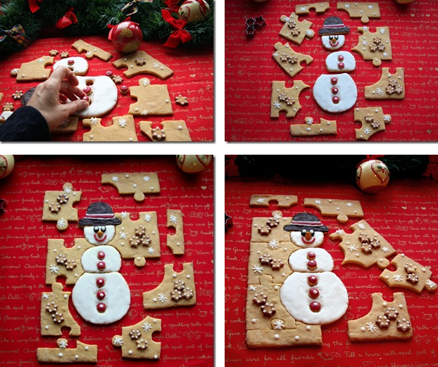 Christmas biscuits puzzle 2
