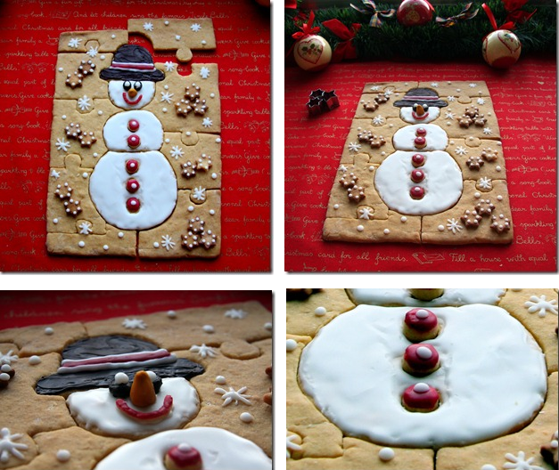 Christmas biscuits puzzle 3