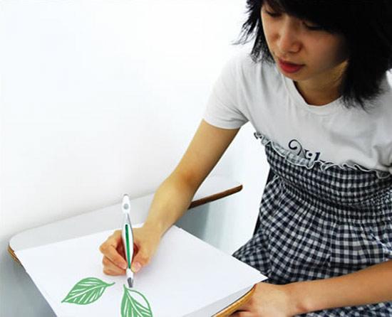Color picker pen 3