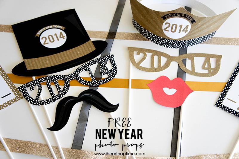 Printable New Year 1