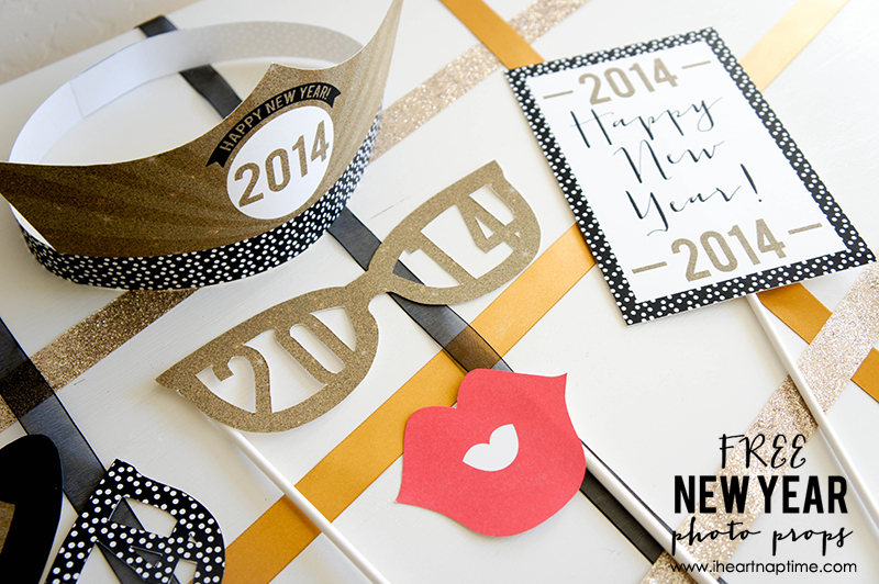 Printable New Year 3