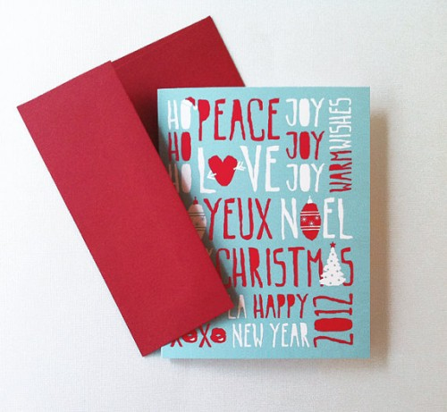 christmas card ideas 10