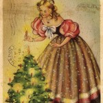 christmas retro cards 1