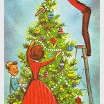 christmas retro cards 4