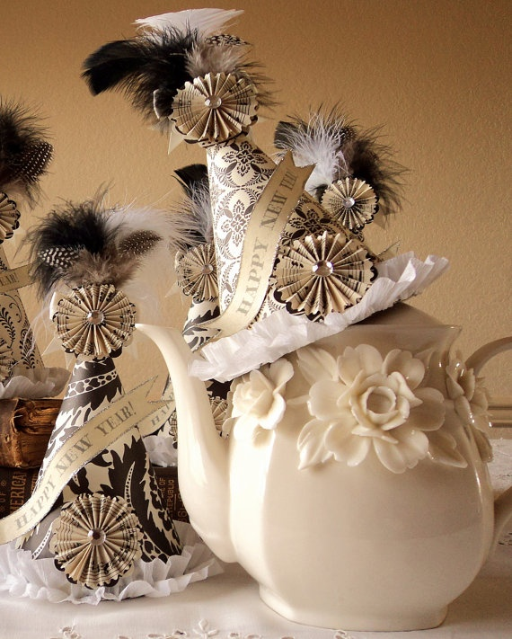 new years eve paper hat 5
