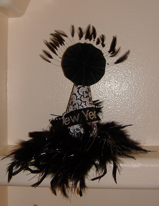 new years eve paper hat 8