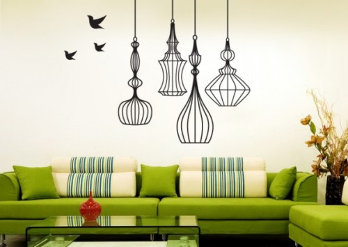 wall decorating ideas 9