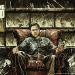 11 Рисунки на The Walking Dead