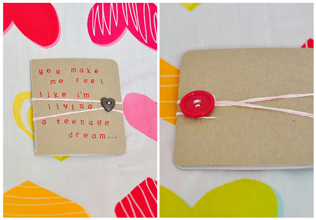 DIY Valentine card 1
