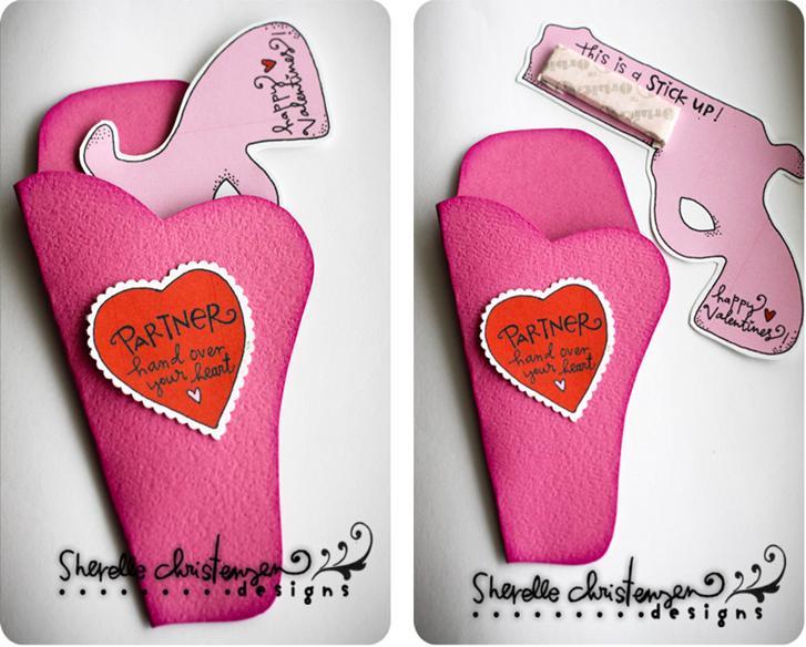 DIY Valentine card 10