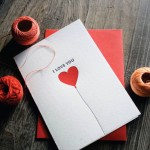 DIY Valentine card 3