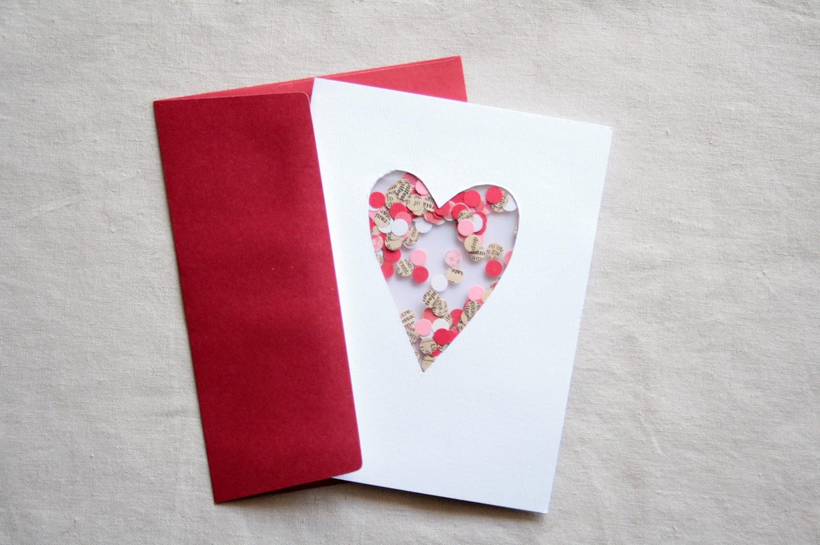 DIY Valentine card 9