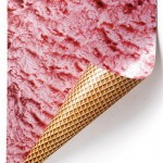 Рекламни плакати на сладолед