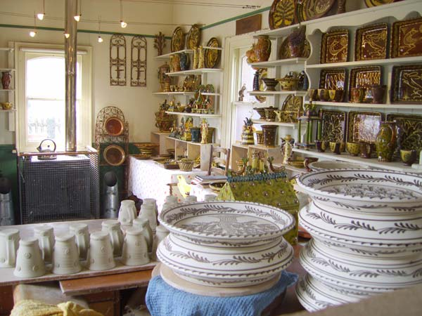 Paul Young's Pottery 11