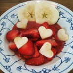 Вегетариански идеи за Свети Валентин