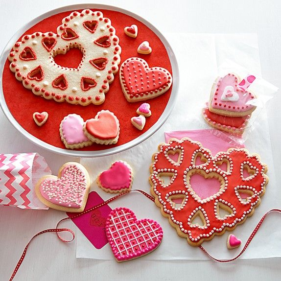 saint valentine's day food decoration 1