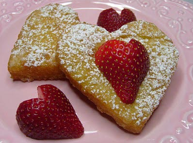 saint valentine's day food decoration 11