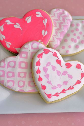 saint valentine's day food decoration 15