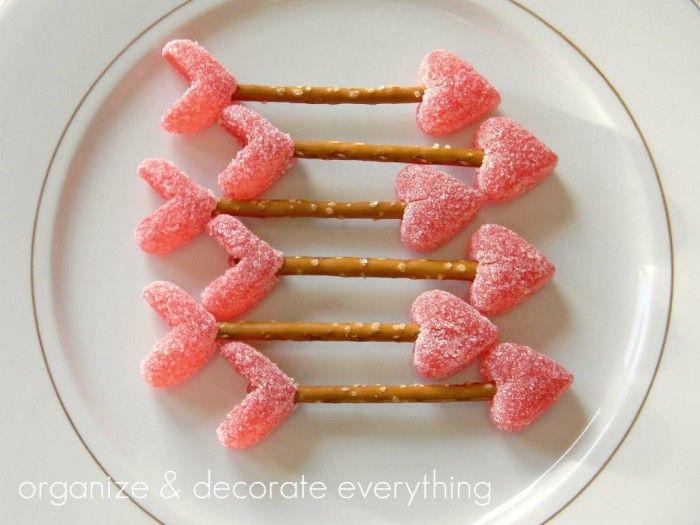 saint valentine's day food decoration 18
