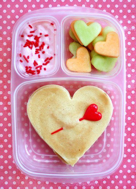 saint valentine's day food decoration 20