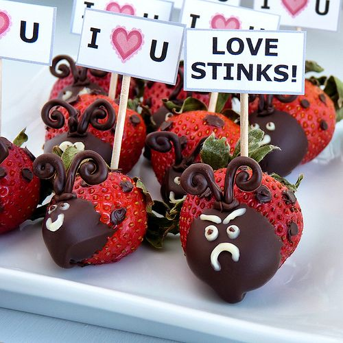 saint valentine's day food decoration 8