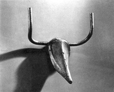 Пабло Пикасо – Глава на бик 1942