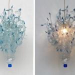 Лампи от пластмасови бутилки
