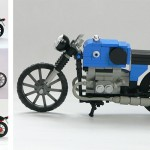 6 популярни модела мотори от LEGO