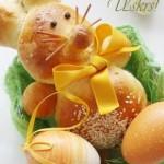 Идеи за великденско хлебче зайче – част 2