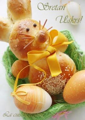 easter bunny bread 13