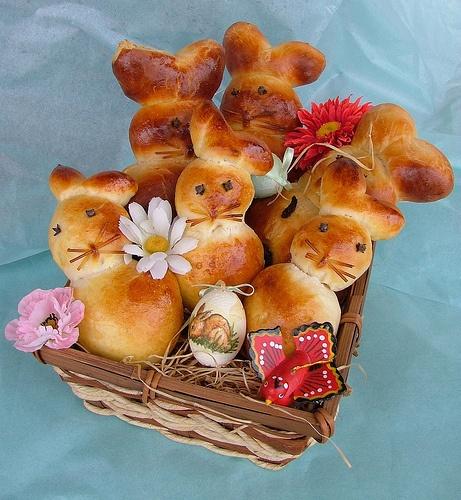 easter bunny bread 14
