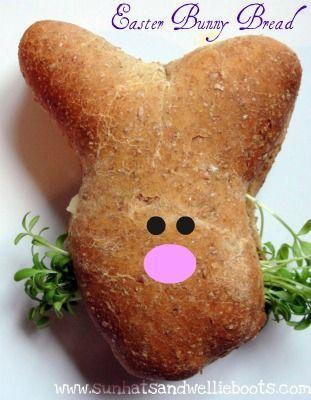 easter bunny bread 15