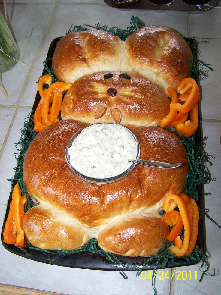 easter bunny bread 20