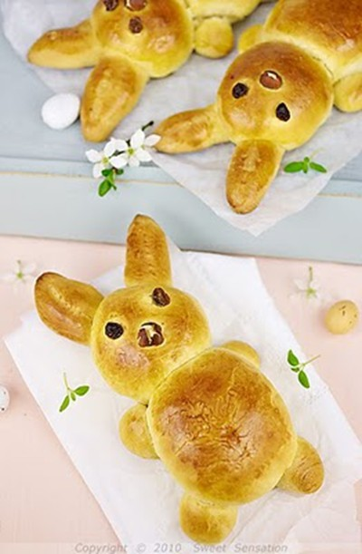 easter bunny bread 3