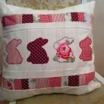 easter handmade pillow 14