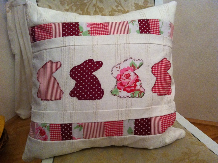 easter handmade pillow 14