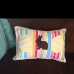 easter handmade pillow 15