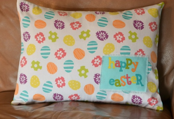 easter handmade pillow 16