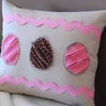 easter handmade pillow 17