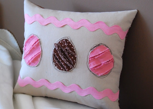 easter handmade pillow 17