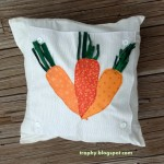 easter handmade pillow 18