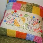 easter handmade pillow 19